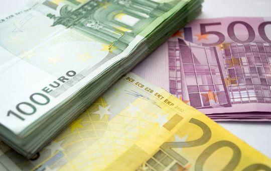 Symbolbild 10 Millionen Euro