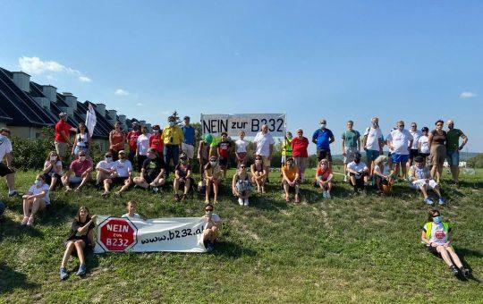 Abschluss der Familien Radfahrt 2020